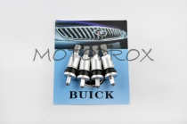 Вентили Buick VBQ-002 Chrome