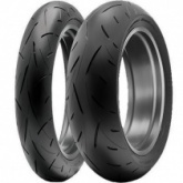 Мотошины Dunlop Sportmax Roadsport 2 120/70-17+190/50-17