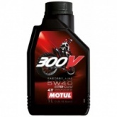 Масло моторное Motul 300V 4T Factory Line Off Road 5W40 (1л)
