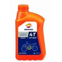 Масло моторное Repsol Moto Off Road 4T 10W40 (1л)