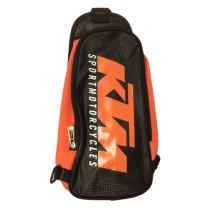 Рюкзак Motorace ZVM-20 Black/Orange/Red