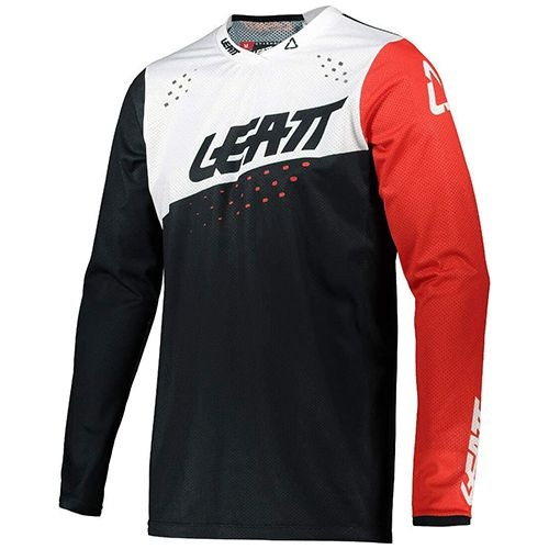 Мотоджерси Leatt GPX 4.5 Lite Black/White/Red