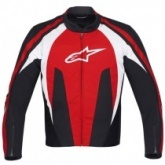 Мотокуртка Alpinestars T-Stunt Air Red