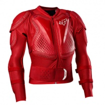 Моточерепаха FOX Titan Sport Jacket Flame Red