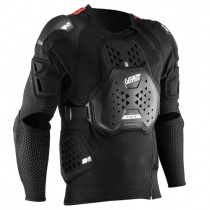 Моточерепаха Leatt Body Protector 3DF Airfit Hybrid Black