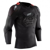 Моточерепаха Leatt Body Protector AirFlex Stealth Black