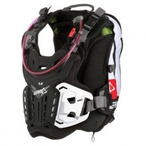 Моточерепаха Leatt Chest Protector GPX 4.5 Hydra Black/White