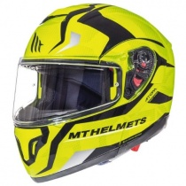 Шлем MT Atom SV Divergence Yellow/Black