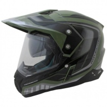 Шлем MT Synchrony Duo Sport Tourer Green/Black