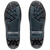 Сменные подошвы Leatt GPX 4.5/5.5 Flex Lock Enduro Black/Grey